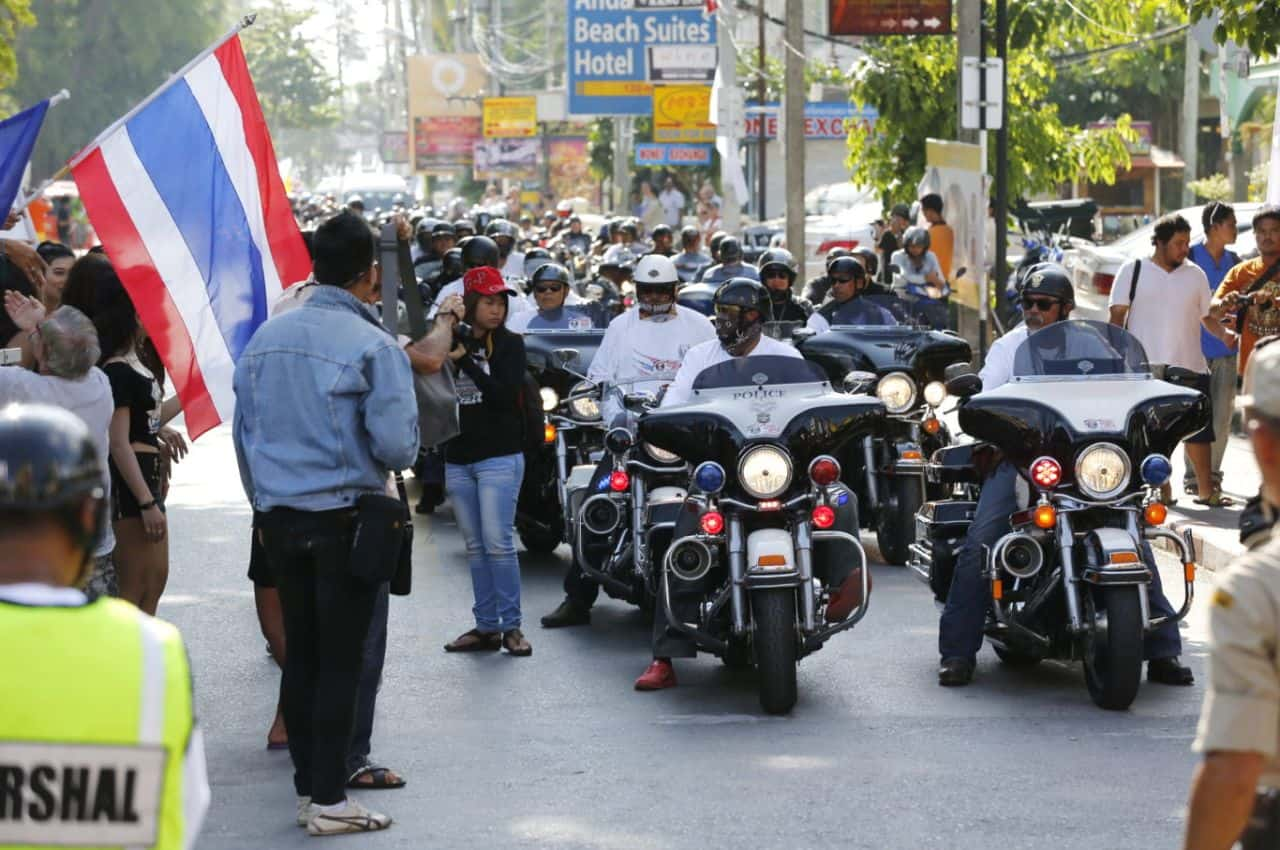 Phuket Bike Week 2020 Terancam Batal Karena Virus Corona