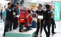 Penjualan Piaggio Tembus 600 Ribuan Unit