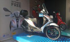 Penawaran Plus-Plus Piaggio Indonesia di Tahun 2020