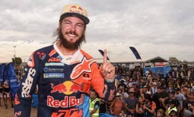 Toby Price Yakin Sembuh dari Cedera Sebelum Reli Dakar Arab Saudi 2020 Dimulai