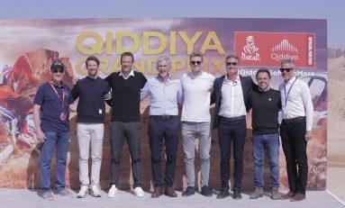 Dakar Sukses, Arab Saudi Bangun Sirkuit MotoGP