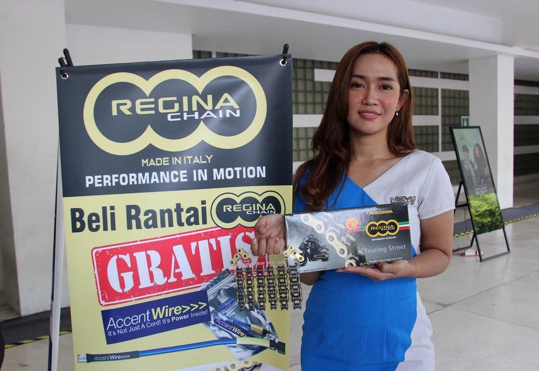 Rantai Regina Asal Italia Masuk Indonesia, Dijual Mulai Rp300 Ribuan