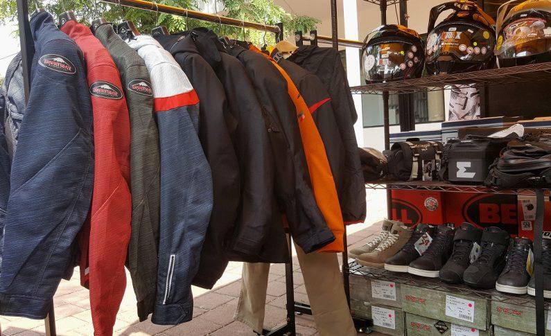 RC Motogarage Tempatnya Apparel Bikers Kelas Premium