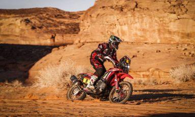 Honda Juara Stage 6 Rally Dakar Arab Saudi 2020