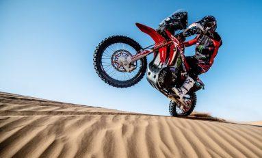 Honda Semakin Jauh Tinggalkan Husqvarna di Klasemen Sementara Rally Dakar Arab Saudi 2020