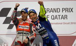 Rossi 'Minta' Yamaha Datangkan Dovizioso