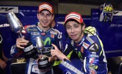 Petronas Yamaha Ingin Duetkan Rossi dengan Lorenzo