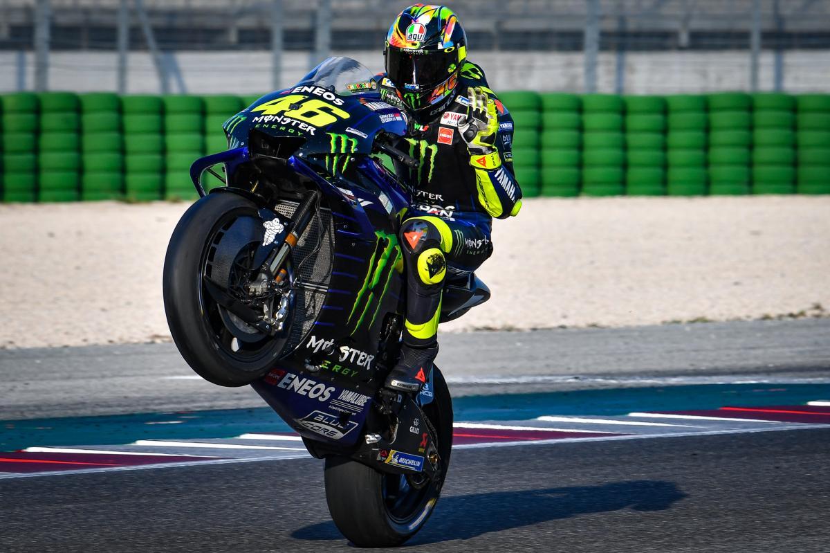 Masa Depan Rossi di MotoGP Tergantung Lorenzo