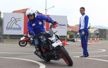 DAM Bekali Ilmu Safety Riding Kepada Para Bikers MC