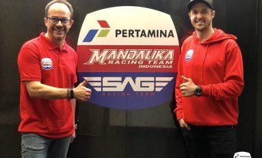 Ogah Jadi Pelengkap, Mandalika SAG Racing Team Siap Bersaing di Moto2
