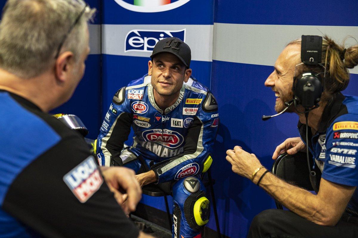Gantikan Leon Camier, Mantan Pebalap Yamaha Geber Ducati di Tes Pramusim WSBK Jerez