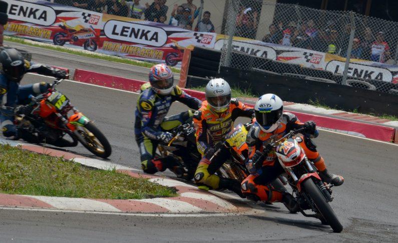 ASR Racing Championship 2020 Rebutkan Piala Bambang Soesatyo