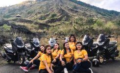 Komunitas Lady Bikers Semox Bali, Dominan Member Padat dan Berisi