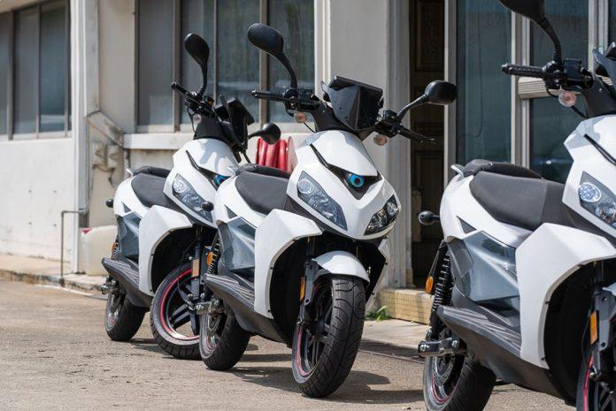 Sepeda Motor Listrik Pertama Buatan Singapura Siap Meluncur