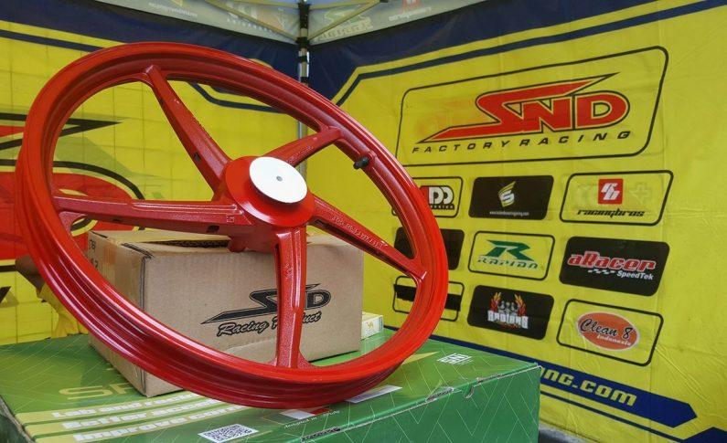 SND Factory Racing Makin Intim dengan Indoclub