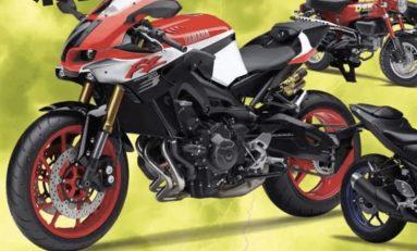 Yamaha Siapkan Sportbike Retro Berbasis Naked Bike MT-09