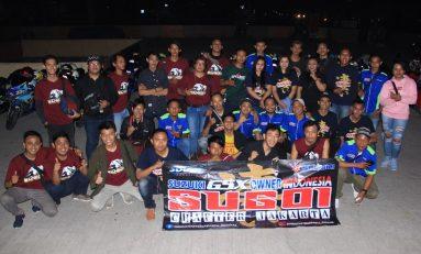 Suzuki GSX Owner Indonesia (SUGOI) Jakarta Tuan Rumah Kopdargab Perdana