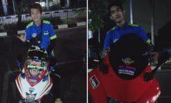 Bikers SUGOI Bekasi dan SUGOI Cikarang Touring Bareng ke Palembang