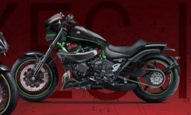 Kawasaki Vulcan Bermesin Supercharged Sedang Dikembangkan
