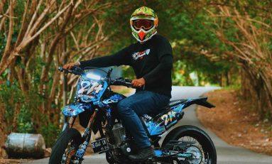 Supermoto Indonesia (SMI) Ambon Jadi Warna Baru Komunitas Motor di Indonesia Timur