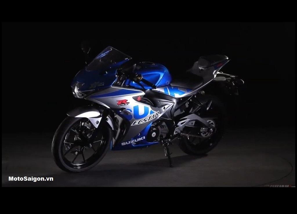 Suzuki GSX-R150 Livery MotoGP Resmi Meluncur, Bikin Ngiler