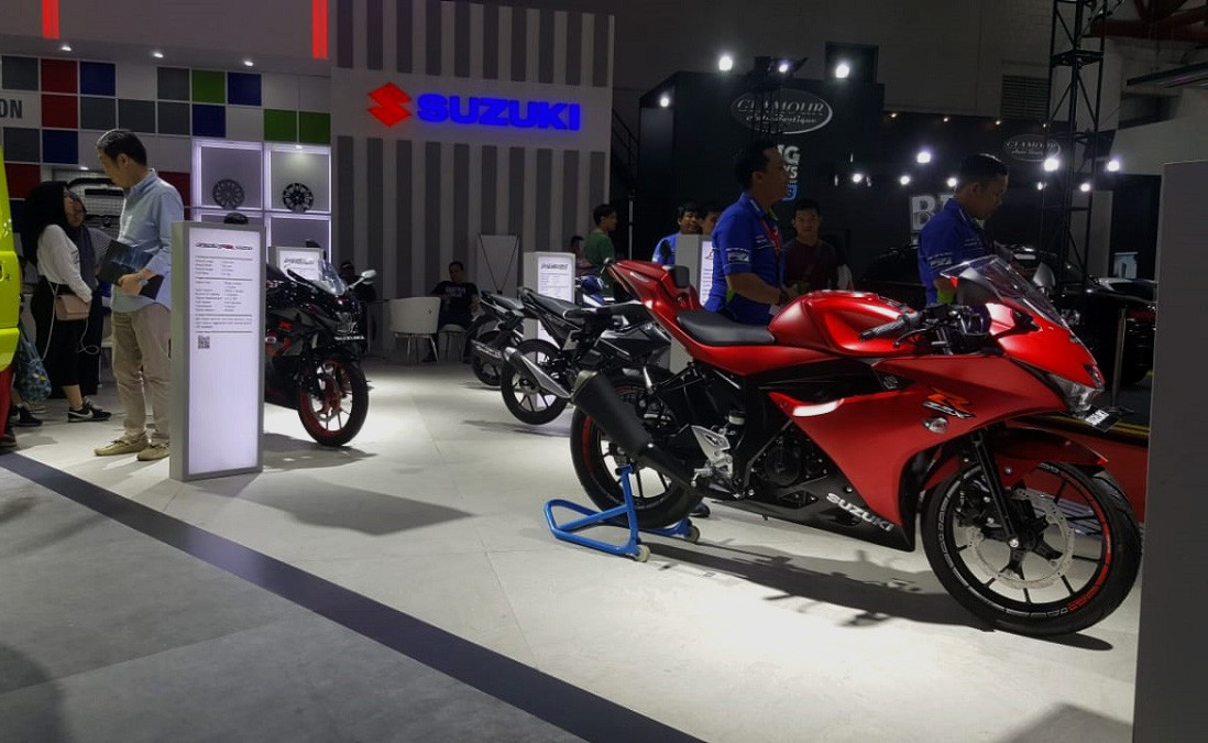 Suzuki Motor Indonesia Stop Penjualan Ekspor