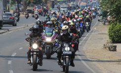 Tips Cegah Penularan Virus Corona Ala Bikers