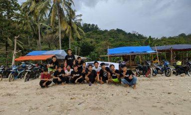 Touring Wisata F150 Injection Club Indonesia (FICI) Tangerang Kedatangan Bikers Spesial