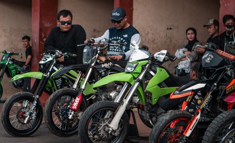 Bikin Event Track Day di Sirkuit Geri Mang, Supermoto Indonesia Berurusan dengan Polisi