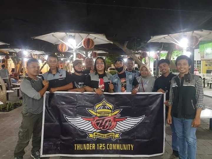 Thunder Community Indonesia (TCI) Jogja Tetap Eksis di Usia 12 Tahun