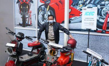 Digerebek Wakil Walikota Jakarta Selatan, IIMS Motobike Hybrid Show 2020 Panen Pujian