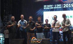 Hanya 3 Hari, Jumlah Transaksi di IIMS Motobike Expo 2019 Capai Rp11 M