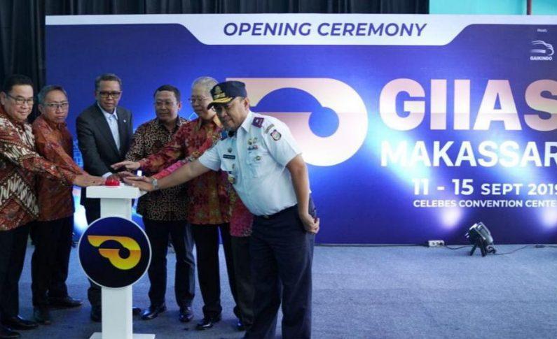 GIIAS Makassar 2019 Tampilkan Teknologi Otomotif Terbaru