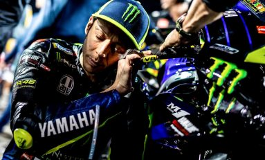 Menanti Kontrak Rossi di Tim Satelit Petronas Yamaha SRT