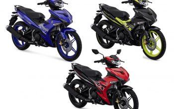 3 Warna Terbaru Yamaha MX King 150 Meluncur