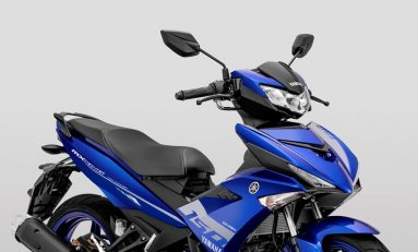 Yamaha MX King 150 Tampil dengan Warna Baru
